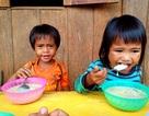 """Những """"bữa cơm có thịt"""" của học sinh vùng cao Quảng Nam"""