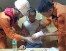 Cứu thuyền viên Trung Quốc bị nạn ngoài khơi Nha Trang