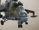 Dàn trực thăng uy lực của quân đội Nga