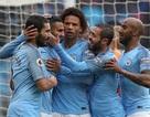 """Cardiff 0-5 Man City: """"Kép phụ"""" Mahrez lập cú đúp"""