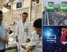 Phó Chủ tịch Hà Nội thăm thanh niên sốc ma túy, tàu đường sắt trên cao lần đầu lăn bánh