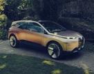 BMW giới thiệu mẫu crossover chạy điện tự lái Vision iNext
