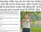 Sữa học đường: Sở GD&ĐT Hà Nội khẳng định không có chuyện ép tự nguyện