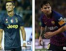 """Cuộc """"lật đổ"""" của Modric với C.Ronaldo, Messi chỉ là tạm thời?"""