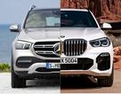 So sánh hình thức Mercedes GLE và BMW X5