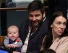 Con gái 3 tháng tuổi của Thủ tướng New Zealand dự họp Liên Hợp Quốc