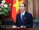 Lào công bố Quốc tang tưởng nhớ cố Chủ tịch nước Trần Đại Quang trong hai ngày 26-27/9