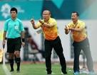 HLV Park Hang Seo biết trợ lý Lê Huy Khoa ra sách về U23 và Olympic Việt Nam