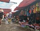 Vụ biến đường dân sinh thành chợ: Hai cấp chính quyền vẫn không xử lý nổi vụ việc!