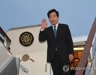 Thủ tướng Hàn Quốc đến Hà Nội viếng Chủ tịch nước Trần Đại Quang