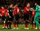 Những khoảnh khắc tồi tệ của Man Utd ở trận thua Derby