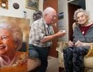 Cụ bà 100 tuổi kết hôn với chú rể kém mình 26 tuổi