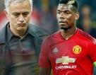 Mourinho từ chối giải thích việc cấm Pogba đeo băng đội trưởng