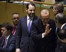 Tổng thống Thổ Nhĩ Kỳ rời phòng họp khi ông Trump phát biểu tại Liên Hợp Quốc