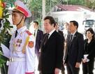 Thủ tướng cảm ơn người đồng cấp Hàn Quốc sang Việt Nam viếng Chủ tịch nước Trần Đại Quang