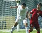 Thua đậm Iran, U16 Việt Nam chia tay giải châu Á
