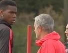 Hé lộ đoạn hội thoại gây bão giữa Mourinho và Pogba: Biến ngay khỏi sân tập!