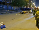 Hà Nội: Hé lộ nguyên nhân vụ rơi khung sắt khiến một người tử vong