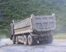 Quảng Bình: Khốn khổ vì xe ben chở đá hoành hành trên đường dân sinh!