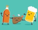 Bia rượu và tổn thương gan: Trả giá vì nuông chiều bản thân