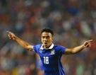 Đón ba ngôi sao trở lại, đội tuyển Thái Lan quyết vô địch AFF Cup 2018