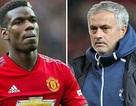 HLV Mourinho đưa ra tuyên bố đanh thép với Pogba
