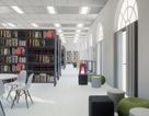"""Thư viện 5 sao của trường Marie Curie khiến cộng đồng mạng """"phát hờn"""" vì sang trọng"""