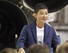 Tỷ phú người Nhật chi hàng ngàn tỷ đồng cho chuyến du lịch tới mặt Trăng