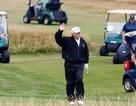 Tổng thống Trump bị chỉ trích vì chơi golf trong ngày diễn ra tang lễ ông McCain