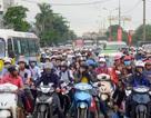 Người dân chật vật đi vào nội thành Hà Nội sau nghỉ lễ