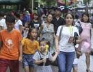 Hà Nội: Hơn 7 vạn du khách đổ về vườn thú, 21 trẻ em lạc mẹ được giao cho gia đình!