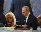 Tổng thống Putin say sưa đọc thơ Pushkin tại hội nghị thượng đỉnh