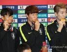 Son Heung Min và đồng đội được chào đón như người hùng khi trở về Hàn Quốc
