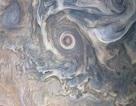 NASA công bố bức ảnh mây đẹp lạ thường trên sao Mộc