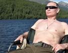 65 tuổi, Tổng thống Nga Putin vẫn bơi hàng km mỗi ngày