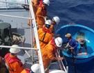Cứu 15 ngư dân bị nạn khi đánh bắt cá ở Trường Sa