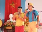 Danh hài Xuân Bắc, Tự Long khuấy động lễ khai giảng ở năm học mới ở Đà Nẵng