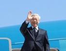 Tổng Bí thư rời Hà Nội lên đường thăm chính thức Liên bang Nga