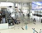 Hình ảnh khác lạ tại ga quốc nội sân bay Nội Bài