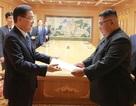 Ông Kim Jong-un nhận thư riêng của Tổng thống Hàn Quốc