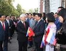 Tổng Bí thư: Gìn giữ và phát huy truyền thống quan hệ tốt đẹp Việt Nam - Liên bang Nga
