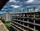 Ký túc xá sinh viên trăm tỷ xây dang dở, bỏ hoang 4 năm