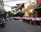 Hà Nội nỗ lực làm đường đi bộ đến trường cho trẻ