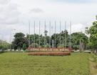 Tượng đài liệt sĩ Lê Thị Riêng bị xuống cấp, Bí thư Tỉnh ủy Bạc Liêu chỉ đạo khắc phục!