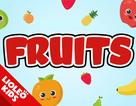 Tiếng Anh trẻ em: Cùng bé học từ 5 loại quả ngon tuyệt
