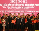 """Thủ tướng kêu gọi những """"sếu lớn, đại bàng lớn"""" đến với Phú Yên"""