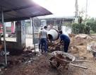 Cô trò vận động xây chợ cho đồng bào Jrai