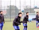 U23 Việt Nam nghỉ cả ngày, ra sân tập lúc… gần nửa đêm