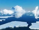 Đáy đại dương bắt đầu lún xuống dưới sức nặng của băng tan