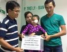 Hơn 207 triệu đồng đến với bé Kim Yến